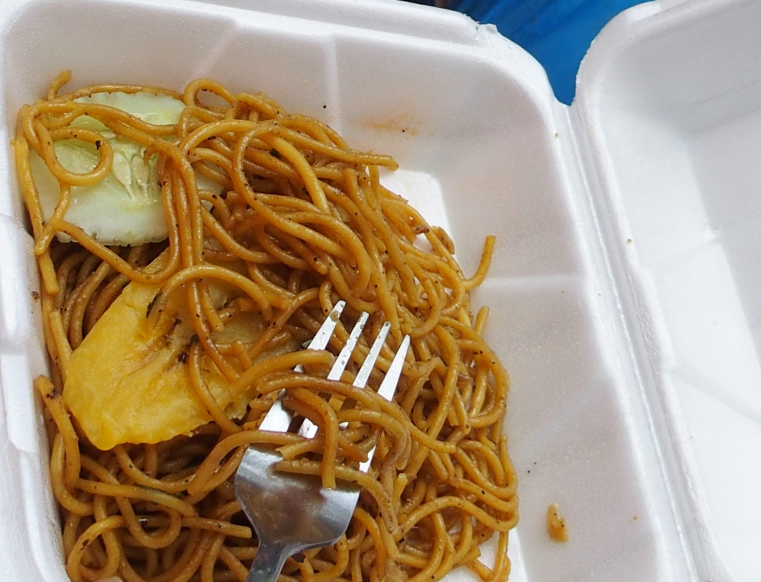 noodles street food
