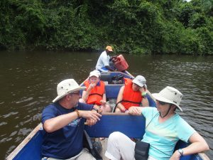 small group private tour to suriname