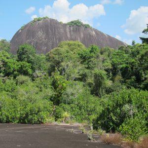 Kasikasima mountain in Suriname- South America