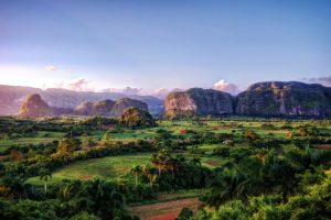 Valley Viñales in Cuba